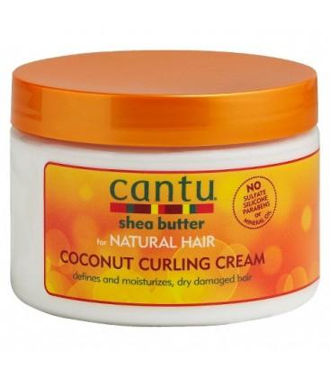 CANTU NATURAL HAIR - COCONUT CURLING CREAM