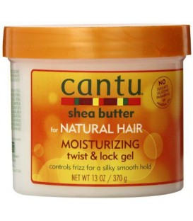 CANTU NATURAL HAIR - MOISTURIZING TWIST & LOCK GEL
