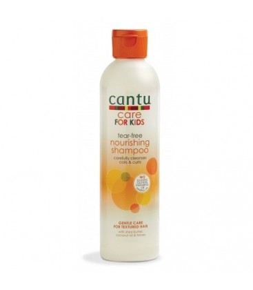 CANTU FOR KIDS - NOURISHING SHAMPOO - SHAMPOING DOUX