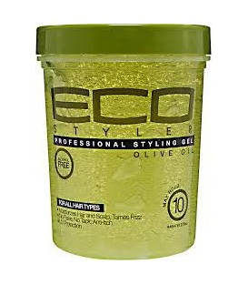 ECOSTYLER - OLIVE OIL STYLING GEL (946ML)