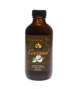 COCONUT JAMAICAN BLACK CASTOR OIL - MIX HUILES COCO & RICIN