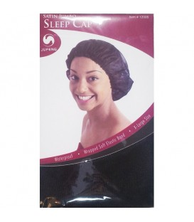 BONNET DE NUIT EN SATIN - SLEEP CAP