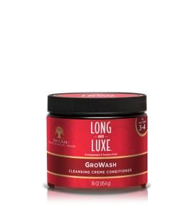 AS I AM LONG LUXE- GROWASH - CONDITIONNEUR LAVANT (2en1)