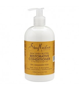 SHEA MOISTURE - RAW SHEA BUTTER - Restorative conditioner