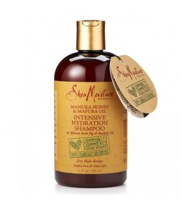 SHEA MOISTURE - MANUKA HONEY - Shampoing hydratant