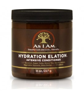 AS I AM - HYDRATION ELATION - MASQUE HYDRATANT