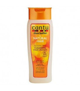 CANTU NATURAL HAIR - SULFATE-FREE CLEANSING CREAM SHAMPOO